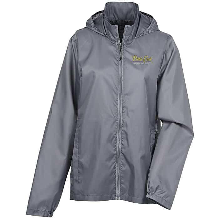 Darien Lightweight Packable Jacket – Ladies | 4imprint company apparel.