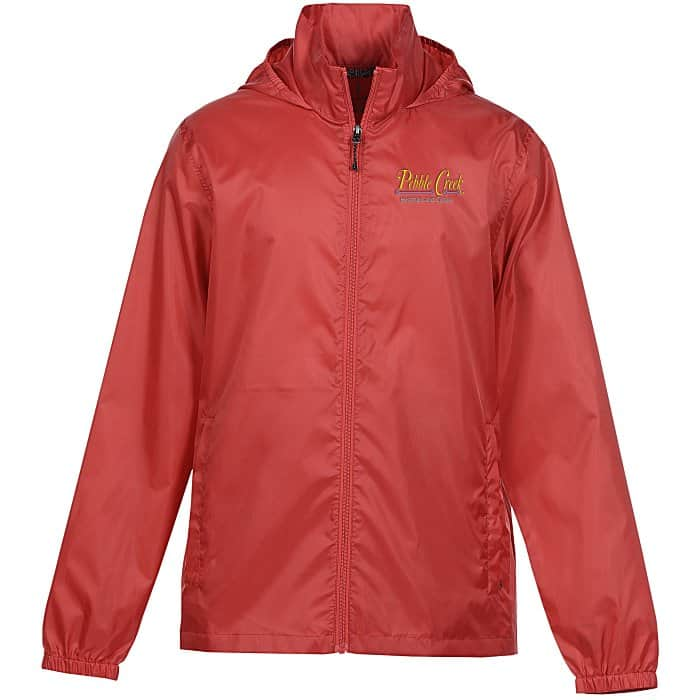 Darien Lightweight Packable Jacket – Mens | 4imprint company apparel.