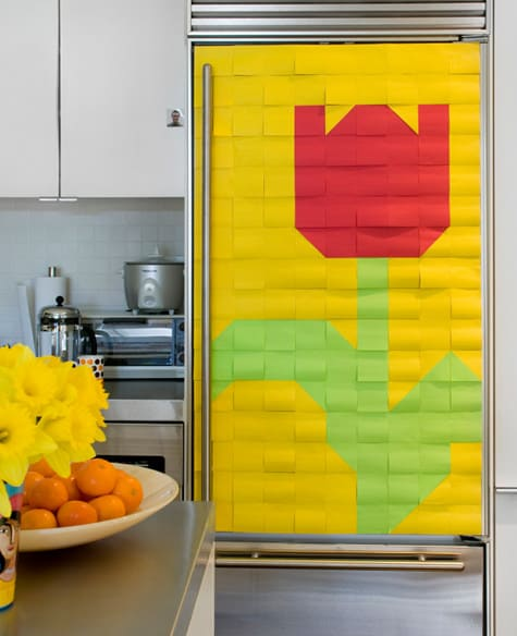 Post-it Home Decor