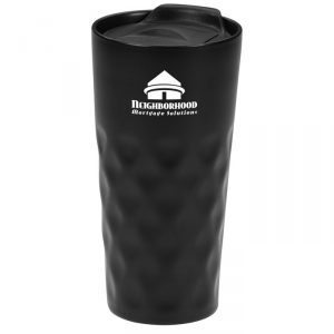 Promotional Mugs Diamond_Grip_ Ceramic_Travel_Tumbler.