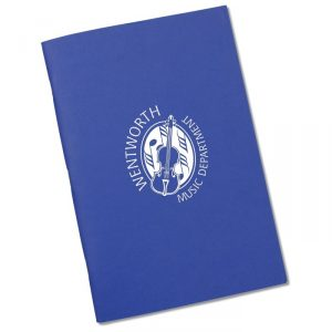 Eco Meeting Notebook - green giveaways for your next event