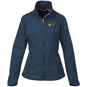 Eddie Bauer Soft Shell Jacket - Ladies' | Eddie Bauer custom jacket from 4imprint.