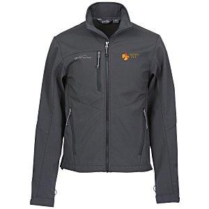 Eddie Bauer Soft Shell Jacket - Men's l Eddie Bauer corporate apparel from 4imprint.