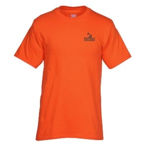 Hanes Beefy T l 4imprint Promotional Product
