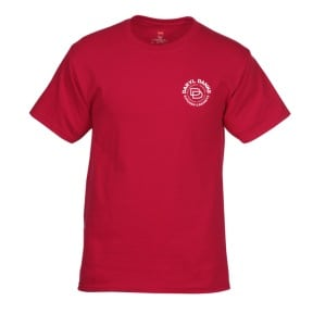 Hanes Tagless T Shirt l 4impint Promotional Products