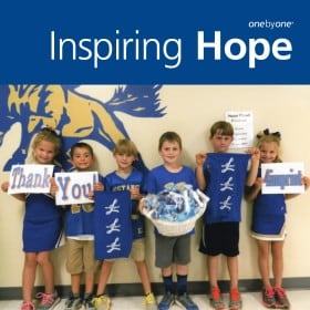 Huntingdon-Primary-School-one-by-one-charitable-giving-program-4imprint