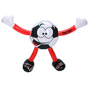 Inflatable Sport Guys — Soccer | Soccer swag from 4imprint.