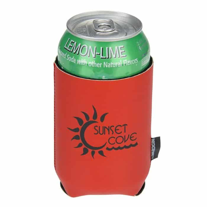 KOOZIE® Color-Changing Can/Bottle Kooler Promotional koozie from 4imprint.