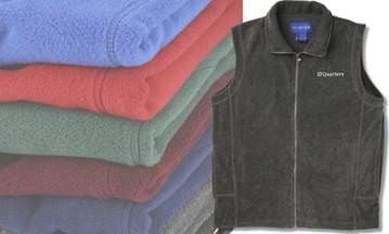 Men's Katahdin Tek Fleece Vest | Promotiona Products from 4imprint