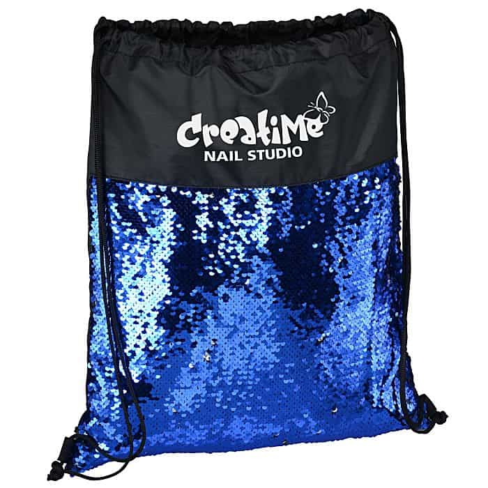 Mermaid Sequin Flip Sportpack | 4imprint trendy promotional items