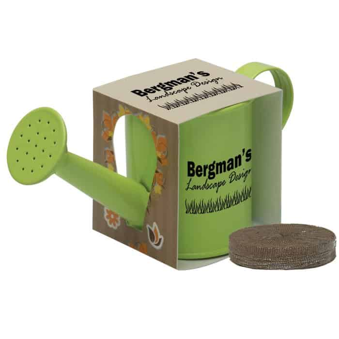 Mini Watering Can Blossom Kit | Farmers market promotional items from 4imprint