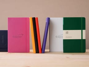 Moleskine Notebooks l Promotional Products from 4imprint