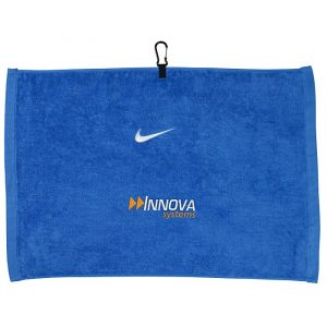 Nike 16 x 25 Cotton Golf Towel - Nike promotional items