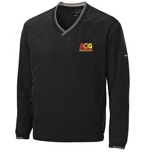 Nike Performance V-Neck Windshirt - promotional sports clothing