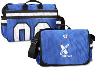 Our Team Jersey Messenger | Promotional Products from 4imprint