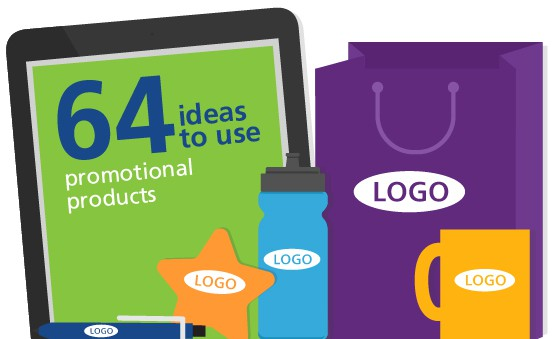 Banner: 64 Promotional Product Ideas