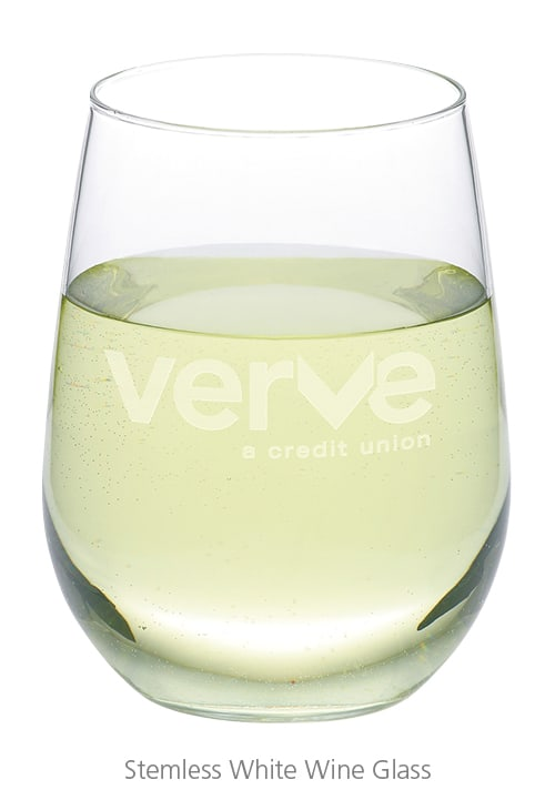 4imprint Promotional Product - Stemless Wine Glass