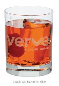 4imprint Promotional Product - Double Old Fashioned Glass