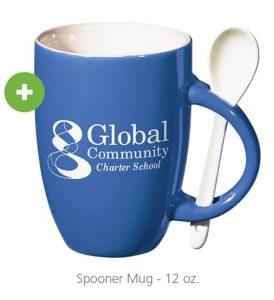 Printed Spooner Mug