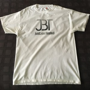 JBT Foundation, Inc. uses personalized T-shirts to build brand awareness.
