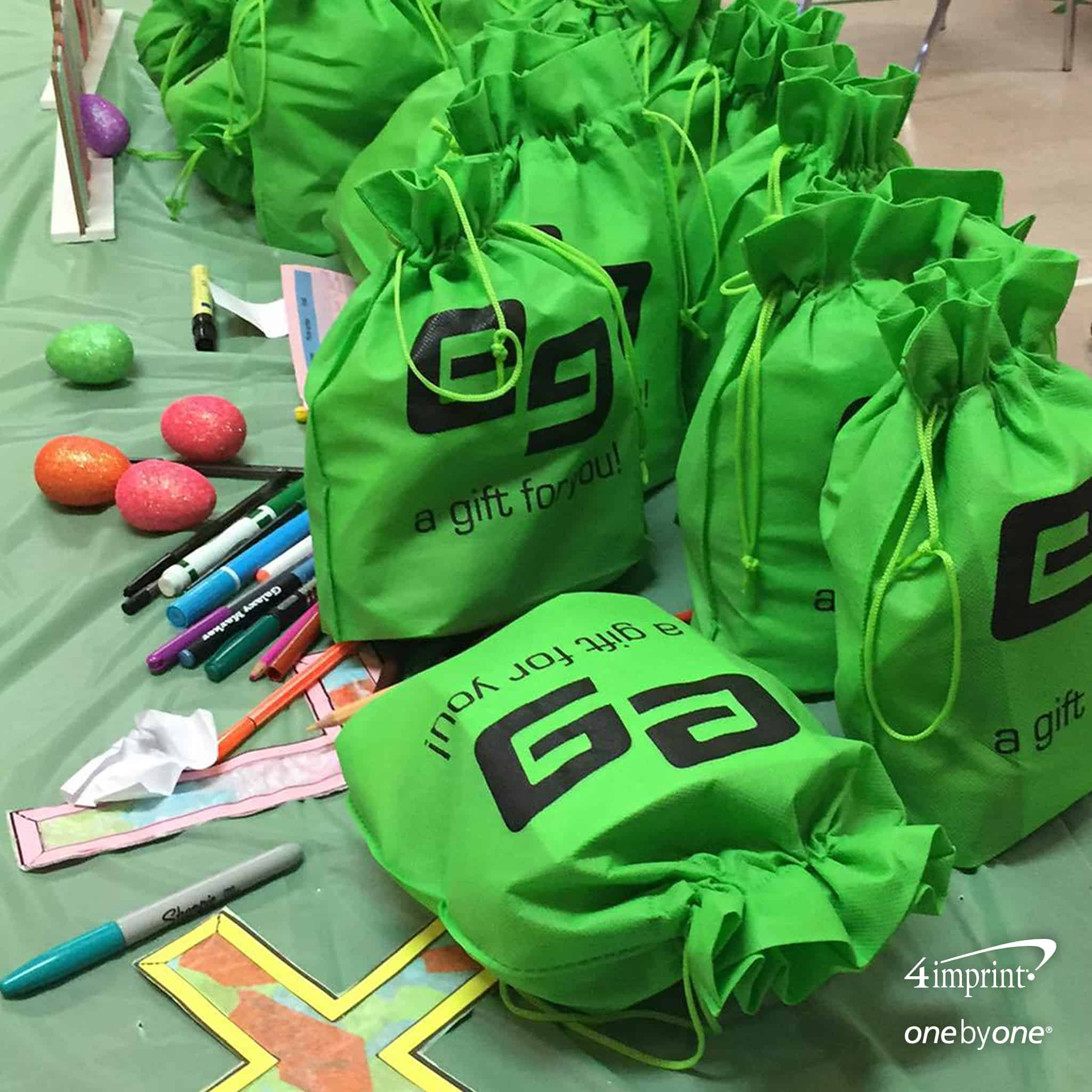 Vancouver Chinese Pentecostal Church received a one by one promotional products grant from 4imprint