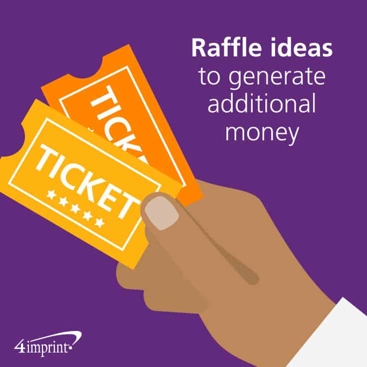 Generate additional money at your nonprofit fundraiser with fun raffle ideas.