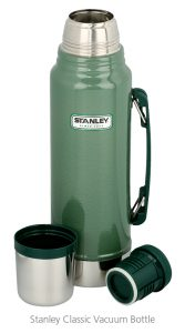Stanley Classic Vacuum Bottle with Handle - Ideas for Winter Giveaways
