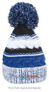 Pom Pom Spectator Beanie - Ideas for Winter Promotional Items