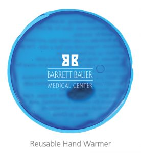 Reusable Hand Warmer - Ideas for Winter Promotional Items