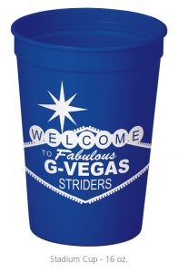 4imprint Promotional Product - Stadium Cup 16oz.