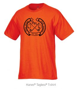 4imprint Promotional Product - Haines Tagless T-shirt