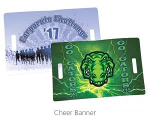 4imprint Promotional Product - Cheer Banners