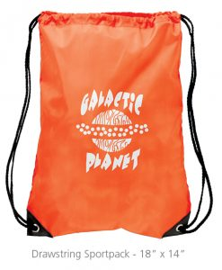 4imprint Promotional Product - Drawstring Sportspack