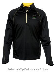 Radar Half-Zip Performance Pullover