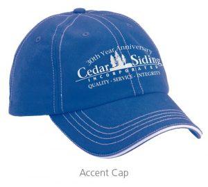 Accent Cap