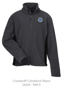 Crossland Colorblock Fleece Jacket - Men's