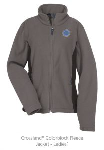 Crossland Colorblock Fleece Jacket - Ladies'