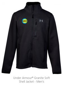 Under Armor Granite Soft Shell Jacket - Men's