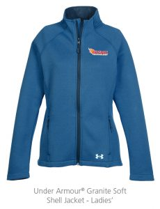 Under Armour Granite Soft Shell Jacket - Ladies