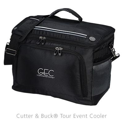 Cutter & Buck Tour Event Cooler