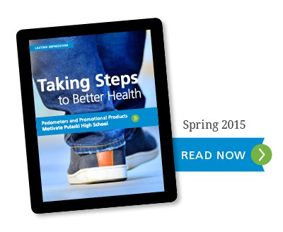 tablet of Taking Steps to a Better Health Article - Click to Read Now