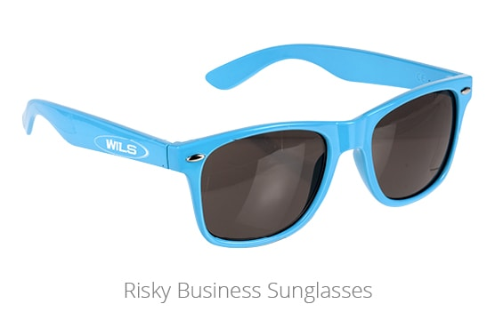 Risky Business Sunglasses - popular promotional items