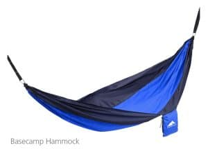photo of the Basecamp Hammock - An idea for business gift items perfect for the summer months