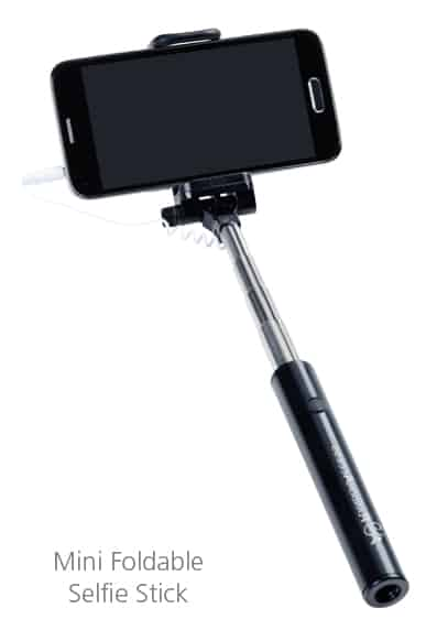 Mini Foldable Selfie Stick makes for perfect event gifts
