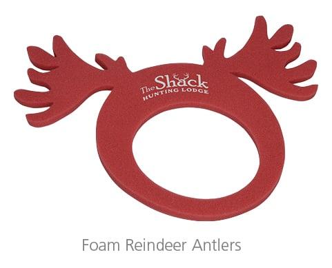 Foam Reindeer Antlers