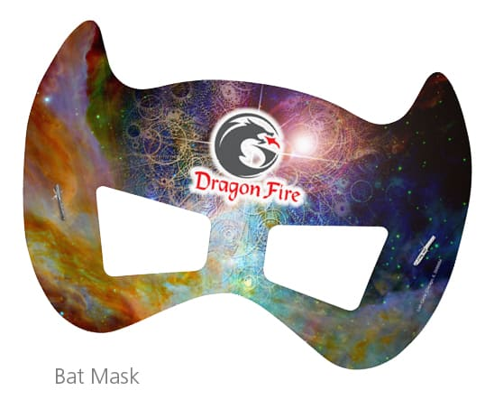 bat mask - event gifts that your attendees will love