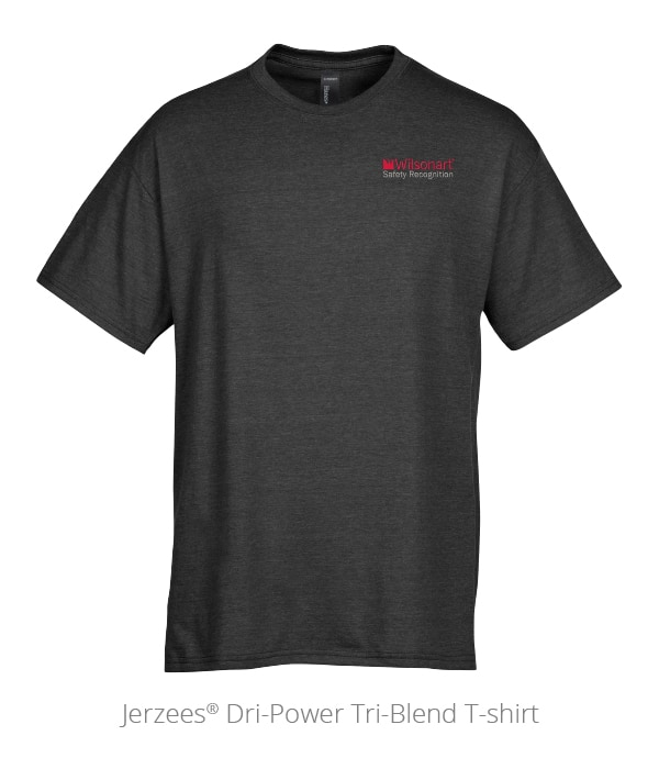 Jerzees Dri-Power Tri-Blend T-Shirt
