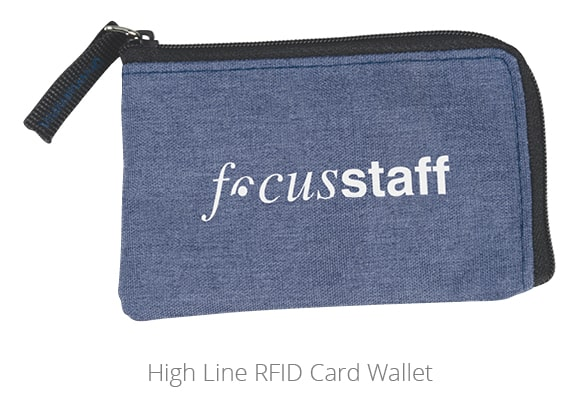 High Line RFID Card Wallet