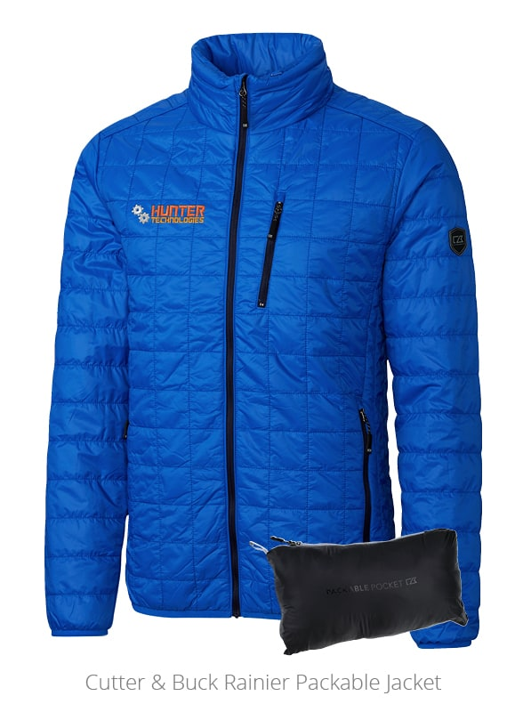 Cutter & Buck Rainier Packable Jacket