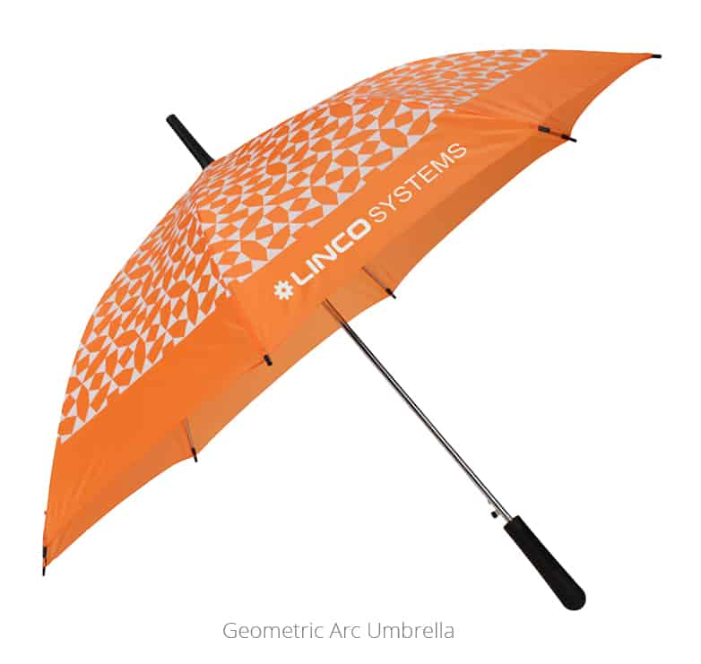 Geometric Arc Umbrella